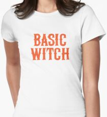 Basic Witch - Funny Halloween  T-Shirt