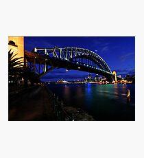 Sydney Icons Photographic Print