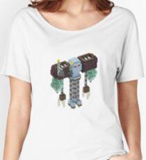 Squid mecha Women's Relaxed Fit T-Shirt