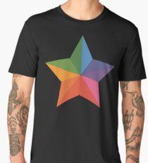Split the Atom Men's Premium T-Shirt