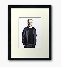 Greggory Framed Print