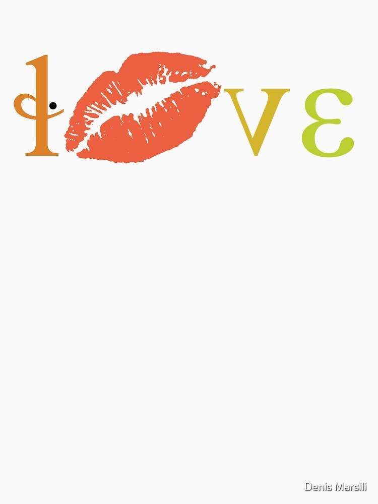 Love, Love & Kisses... by ddtk