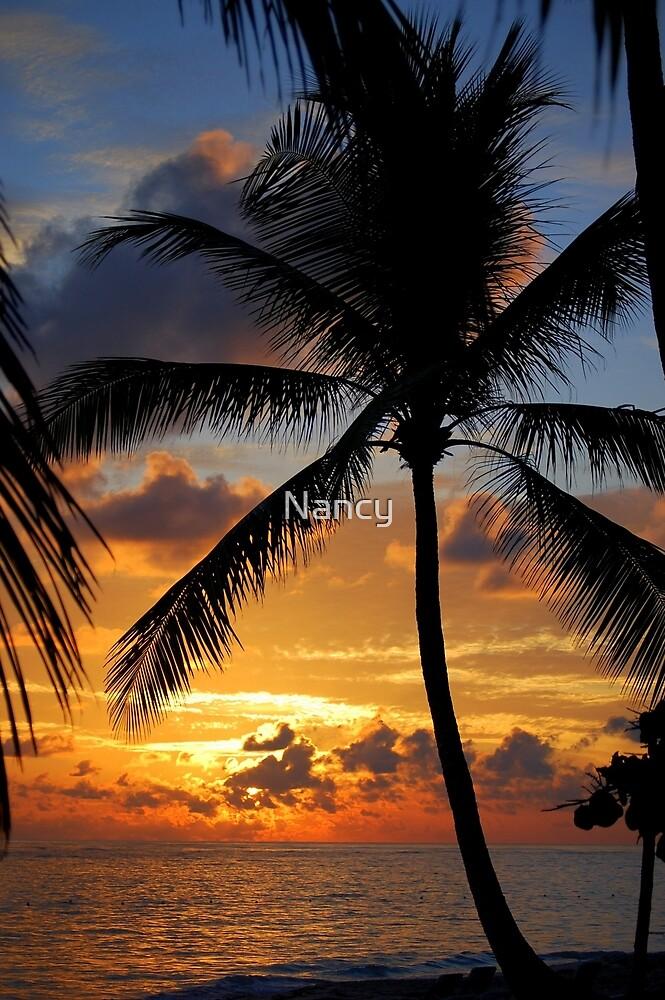 Sunrise Punta Cana by Nancy
