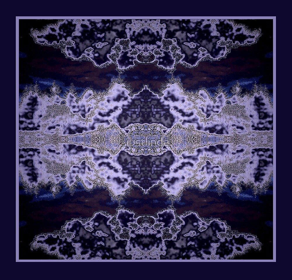 Purple Pine by justlinda