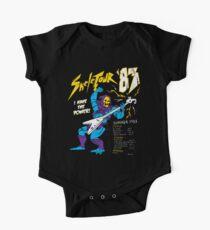 Skeletour '83 Baby Body Kurzarm