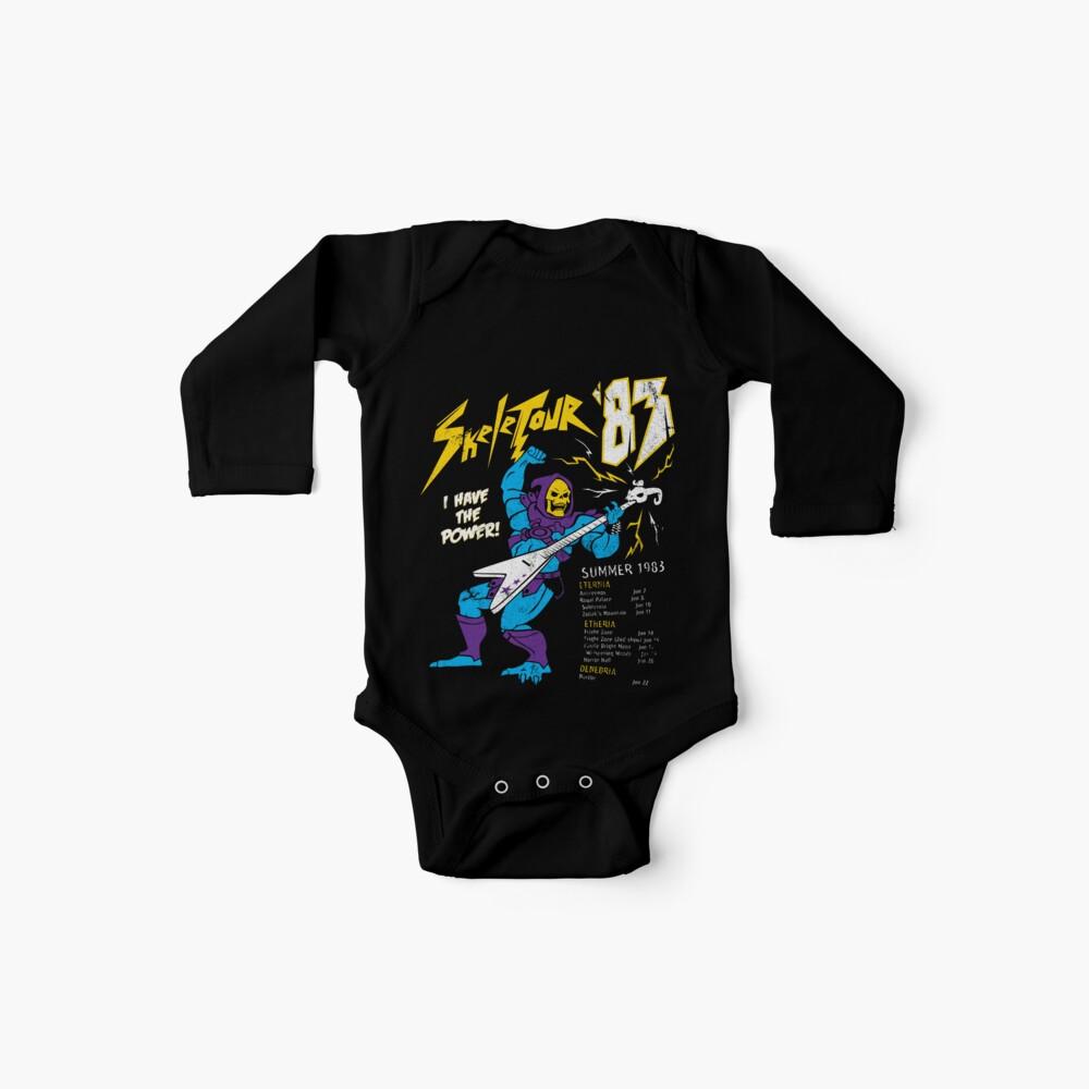 Skeletour '83 Baby Bodys