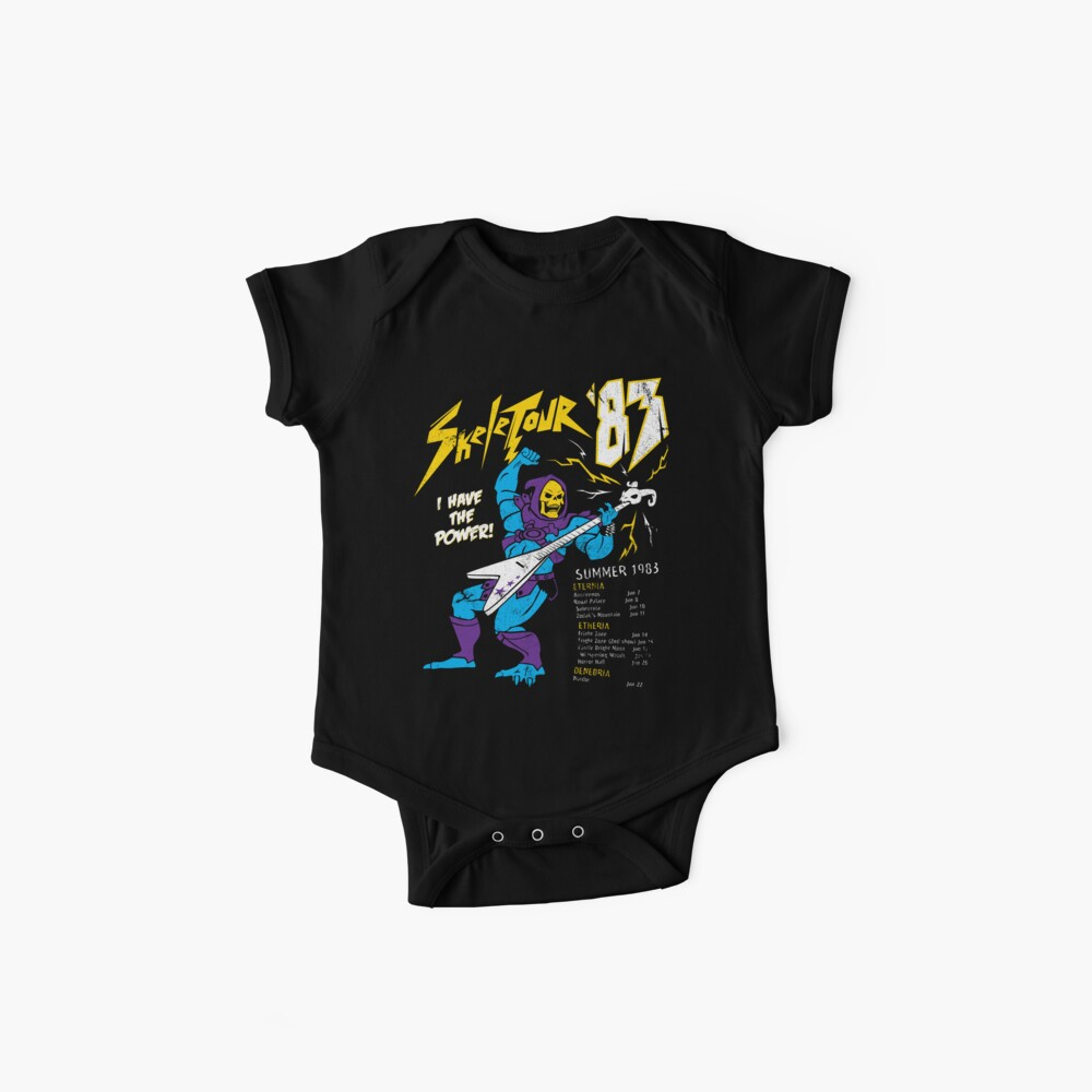 Skeletour '83 Baby One-Piece