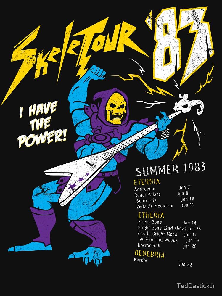 Skeletour '83 by TedDastickJr