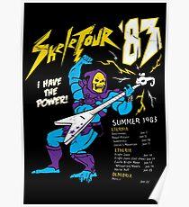 Skeletour '83 Poster