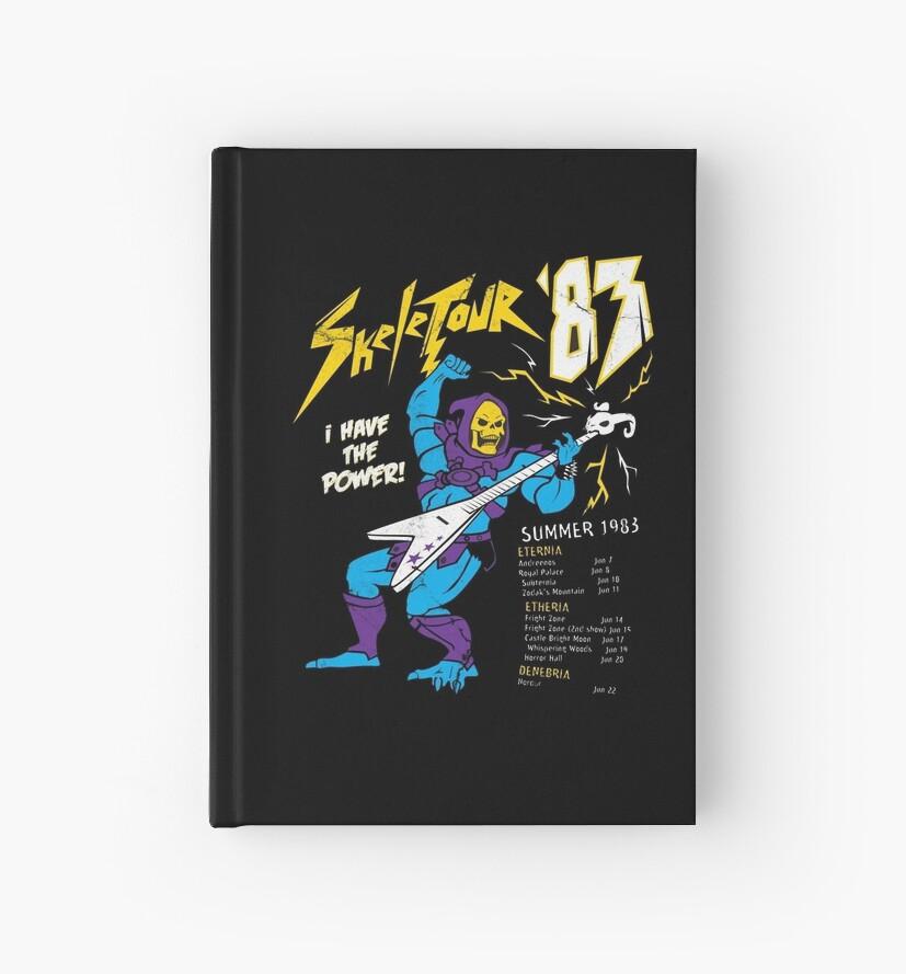 «Skeletour '83» de TedDastickJr