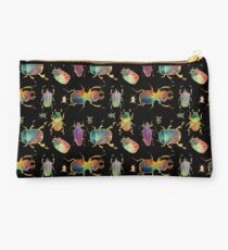 Cosmic beetles Studio Pouch