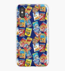Cereal Lover iPhone Case/Skin