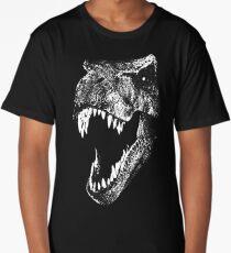 I'm a Dino Fan... Long T-Shirt