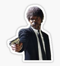 jules winnfield Sticker