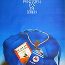 East Germany - Communist Propaganda 1989  by Remo Kurka