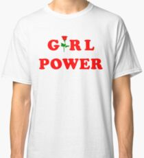 Girl Power - shirt phone and ipad case Classic T-Shirt