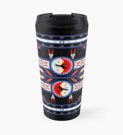 War Horse Shield Travel Mug