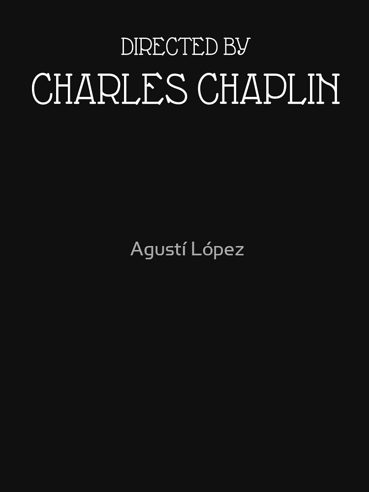 Directed by Charles Chaplin de AgustiLopez
