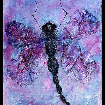 Dragon Fly by LindaCorbitt
