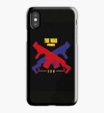 Crossed Guns  iPhone Case