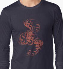 Cute Whirls Cool Lovely Grunge T-Shirt Long Sleeve T-Shirt