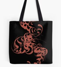 Cute Whirls Cool Lovely Grunge T-Shirt Tote Bag