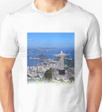 Cristo Redentor Unisex T-Shirt