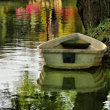 The Little Boat by lenzart