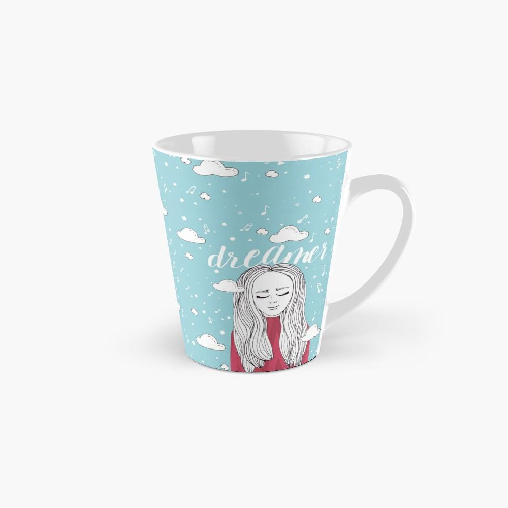 Dreamer Girl - Illustration Mug