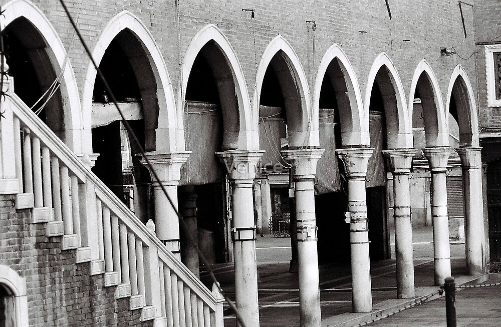 Pillars & Arches by Venice