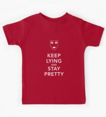 Keep Lying and Stay Pretty Kids Clothes