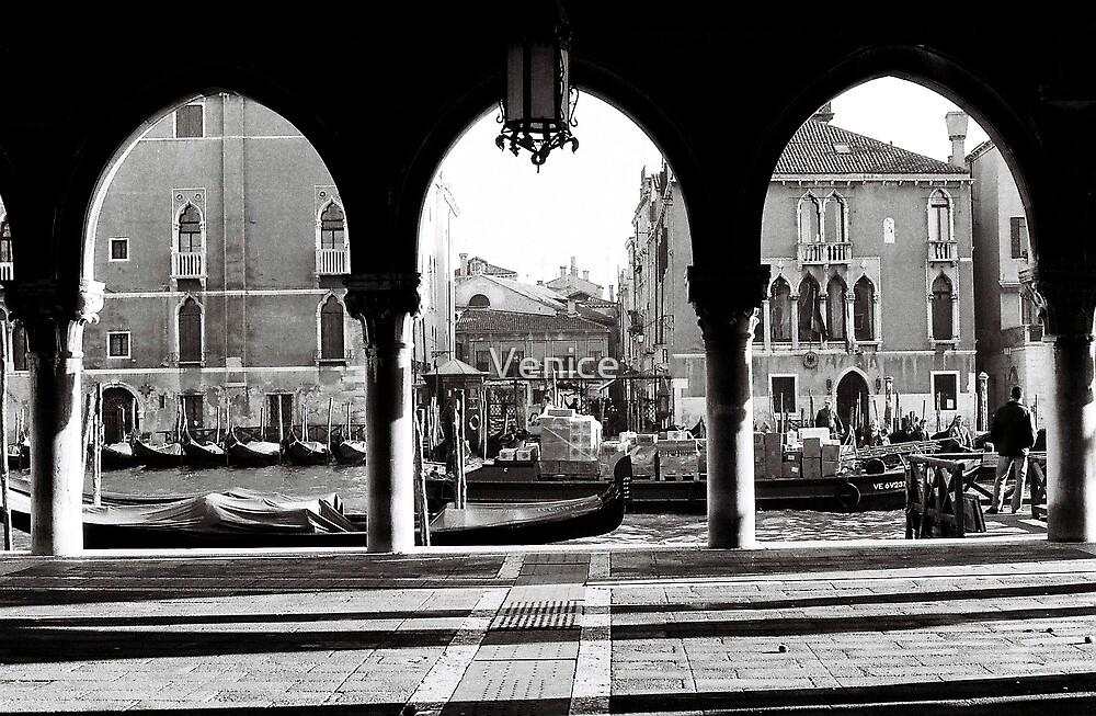 Market Place  by Venice
