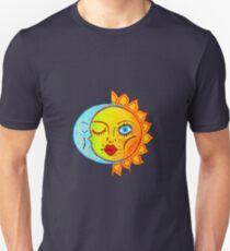 Moon Kisses The Sun AKA Eclipse T-Shirt