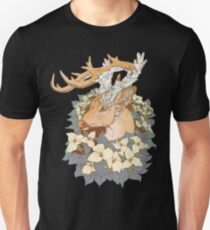 Non-typical Blue Quartz Buck T-Shirt