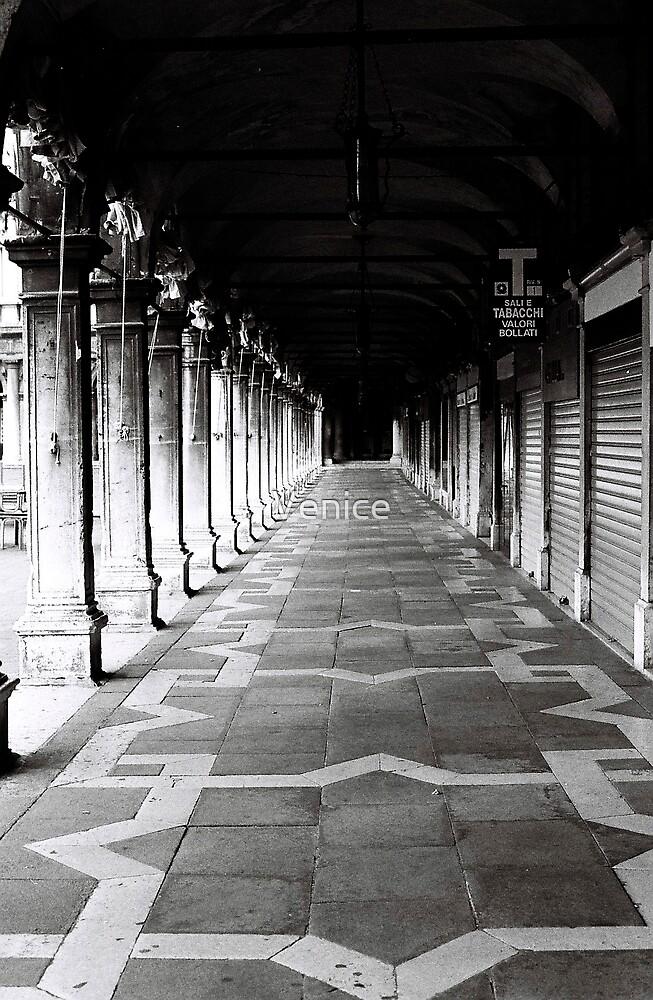 Passage  by Venice