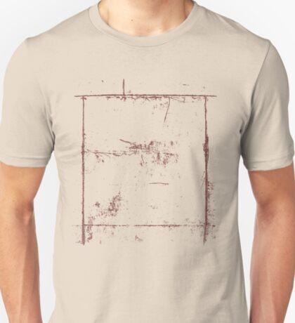 Square Grunge Vintage T-Shirt