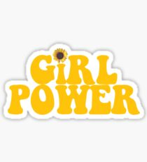 GIRL POWER - Style 1  Sticker