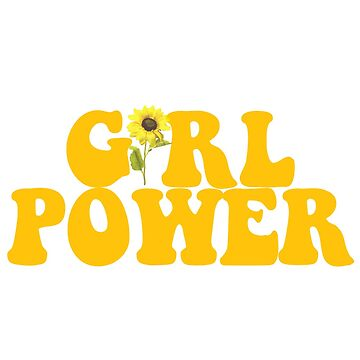 GIRL POWER - Estilo 2 de maddisonegreen