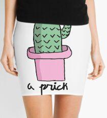 don't be a prick cacti  Mini Skirt
