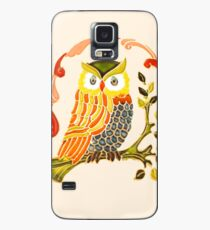 Lovely Cute Owl Case/Skin for Samsung Galaxy