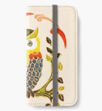 Lovely Cute Owl iPhone Wallet/Case/Skin