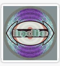 Indie Pride Sticker