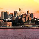 New York City II by LinaJ