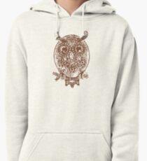 Cute Owl Pullover Hoodie