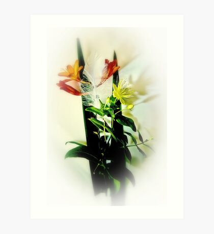 Featherlight Art Print