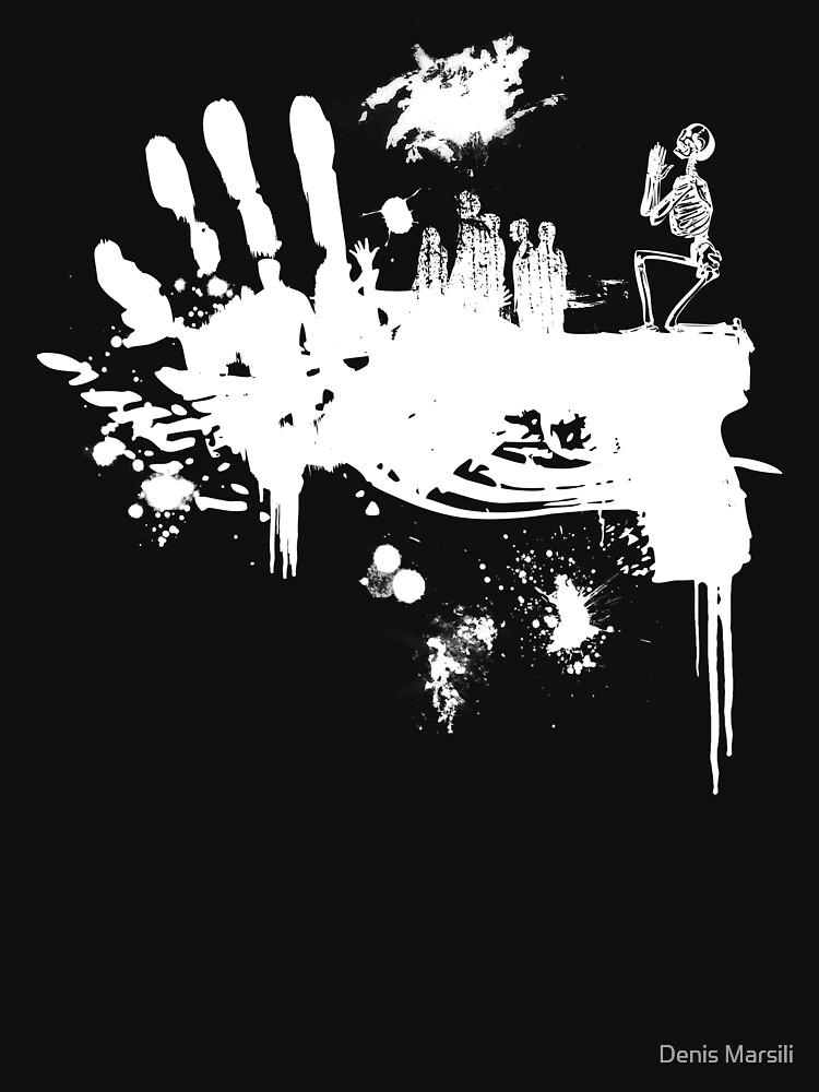 Bloody Guns! (white) by ddtk
