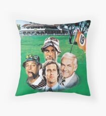 Caddyshack Throw Pillow