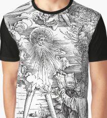 HD San Giovanni,  by Albrecht Dürer  (1496) Graphic T-Shirt