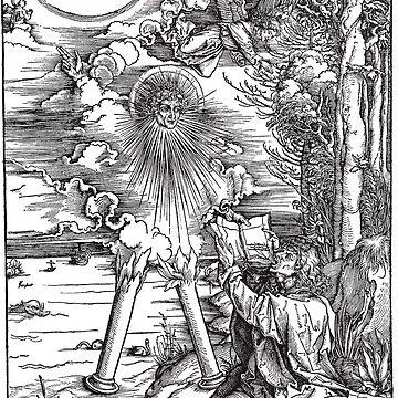 HD San Giovanni,  by Albrecht Dürer  (1496) by mindthecherry