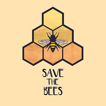 Save the Bees by MattSauder
